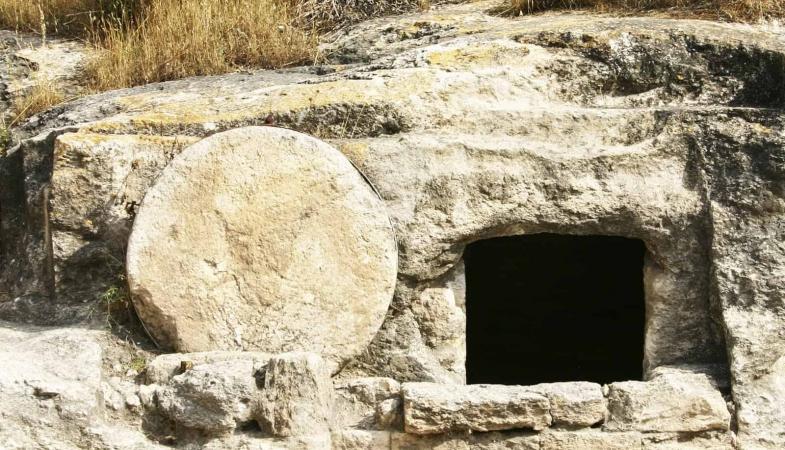 Jesus' Tomb empty1