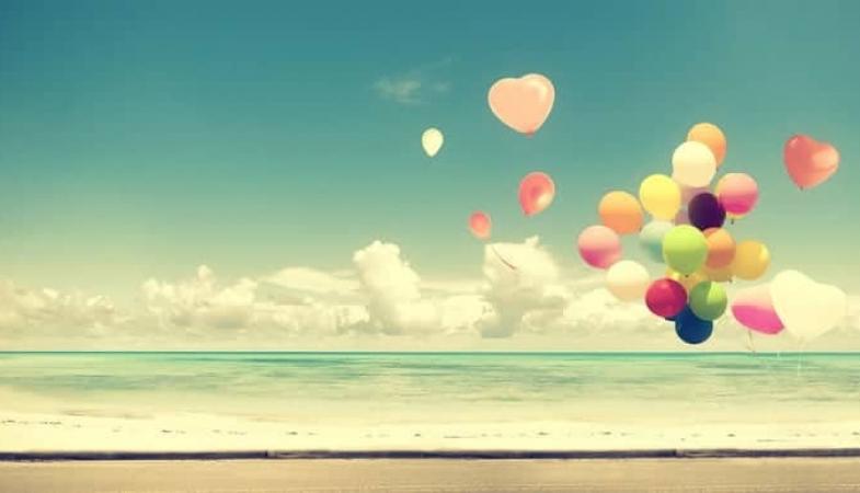 ballonnen-strand